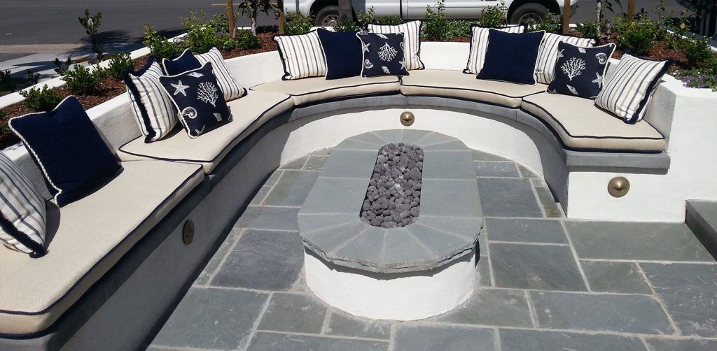 outdoor fire pit builder san diego